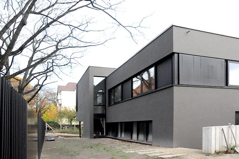 Gussmann Atelier Berlin Architektur
